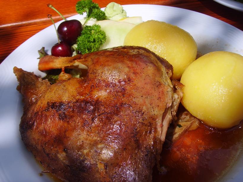 Gänseschmaus - Martinsgans Restaurant